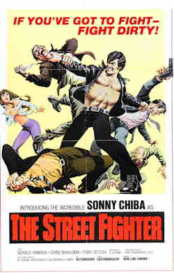 10 Faces of Sonny Chiba, The