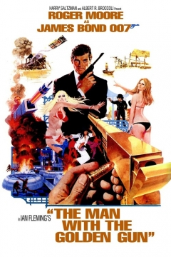 James Bond  9: The Man with the Golden Gun