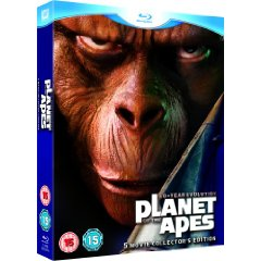 Planet of the Apes Collection (5 film)