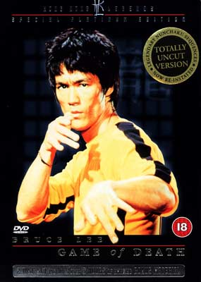Game of Death - Platinum Edition (2-disc) (DVD) - Klik her for at se billedet i stor st�rrelse.