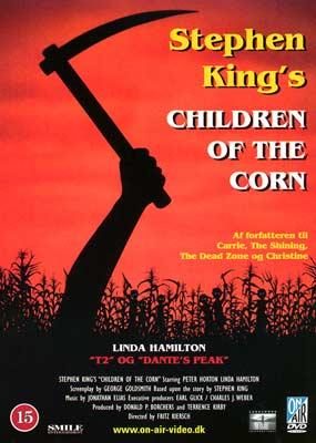 Children of the Corn  (DVD) - Klik her for at se billedet i stor størrelse.