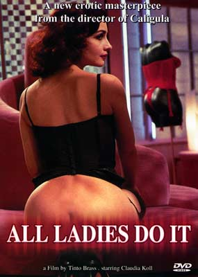 All Ladies Do It  (DVD) - Klik her for at se billedet i stor størrelse.