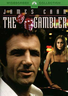 Gambler, The (James Caan)  (DVD) - Klik her for at se billedet i stor st�rrelse.