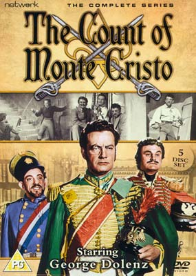 Count of Monte Cristo, The: The Complete Series (5-disc) (DVD) - Klik her for at se billedet i stor størrelse.