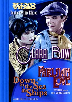 Parisian Love / Down to the Sea in Ships  (DVD) - Klik her for at se billedet i stor størrelse.