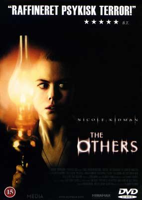 Others, The (Nicole      Kidman) (BRUGT)  (DVD) - Klik her for at se billedet i stor størrelse.