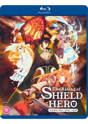 Rising of The Shield Hero, The: Season 1, Part 2 (Limited Edition) (Blu-ray) (BD) - Klik her for at se billedet i stor størrelse.