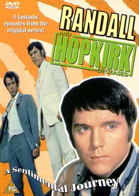 Randall and Hopkirk (Deceased): Episodes 19-22  (DVD) - Klik her for at se billedet i stor st�rrelse.