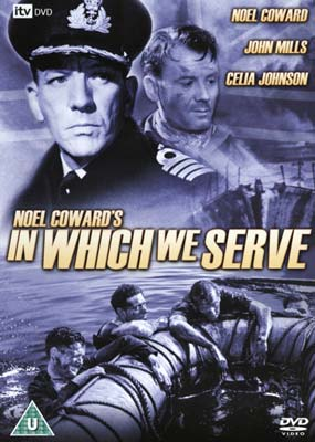 In Which We Serve  (DVD) - Klik her for at se billedet i stor størrelse.