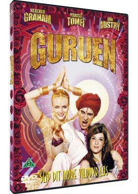 Guruen  (DVD) - Klik her for at se billedet i stor størrelse.
