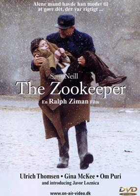 Zookeeper, The  (DVD) - Klik her for at se billedet i stor størrelse.
