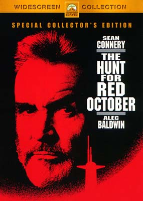 Hunt for Red October, The (Collector's Edition) (DVD) - Klik her for at se billedet i stor størrelse.