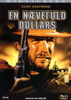 En nævefuld dollars  (DVD) - Klik her for at se billedet i stor størrelse.