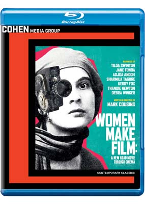Women Make Film: A New Road Movie Through Cinema (Blu-ray) (BD) - Klik her for at se billedet i stor størrelse.