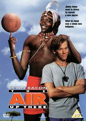 Air Up There, The  (DVD) - Klik her for at se billedet i stor størrelse.