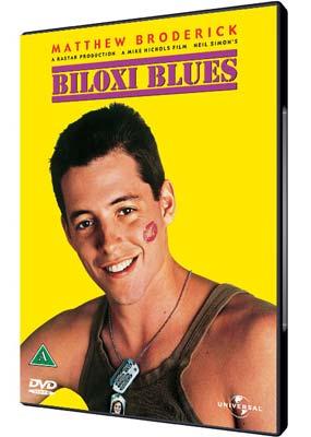 Biloxi Blues  (DVD) - Klik her for at se billedet i stor størrelse.