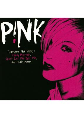 Pink: Family Portrait / Don't Let Me Get Me (2003) (DVD Single) (DVD) - Klik her for at se billedet i stor st�rrelse.