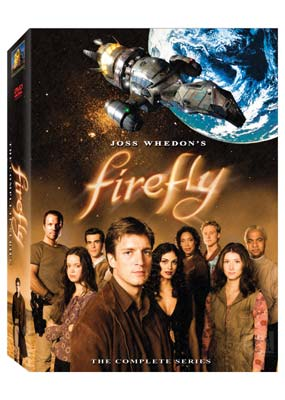 Firefly: The Complete  Series (4-disc) (DVD) - Klik her for at se billedet i stor st�rrelse.