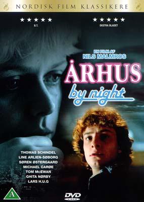 Århus by Night  (DVD) - Klik her for at se billedet i stor størrelse.