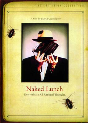 Naked Lunch (Criterion) (DVD) - Klik her for at se billedet i stor st�rrelse.