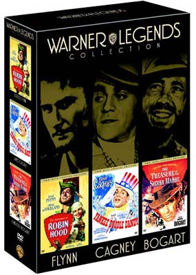 Warner Legends Collection  (DVD) - Klik her for at se billedet i stor st�rrelse.