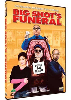 Big Shot's Funeral  (DVD) - Klik her for at se billedet i stor størrelse.