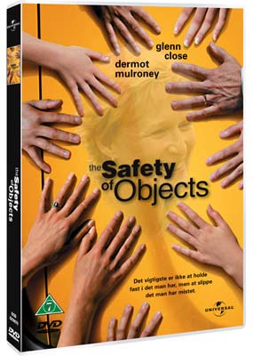 Safety of Objects, The  (DVD) - Klik her for at se billedet i stor størrelse.