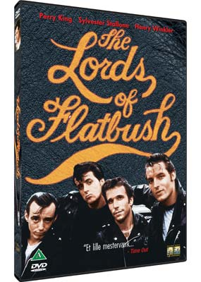 Lords of Flatbush, The  (DVD) - Klik her for at se billedet i stor størrelse.
