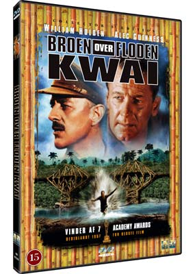 Broen Over Floden Kwai 2 Disc Dvd Laserdisken Dk Salg Af