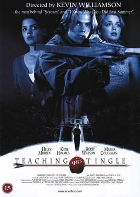 Teaching Mrs.  Tingle  (DVD) - Klik her for at se billedet i stor størrelse.