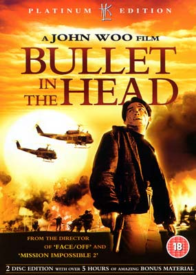 Bullet in the Head - Platinum Edition (2-disc) (DVD) - Klik her for at se billedet i stor størrelse.