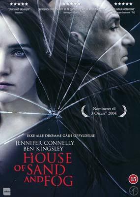 House of Sand and Fog  (DVD) - Klik her for at se billedet i stor størrelse.