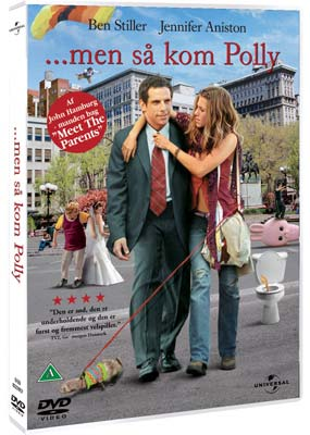 ...men så kom Polly  (DVD) - Klik her for at se billedet i stor størrelse.