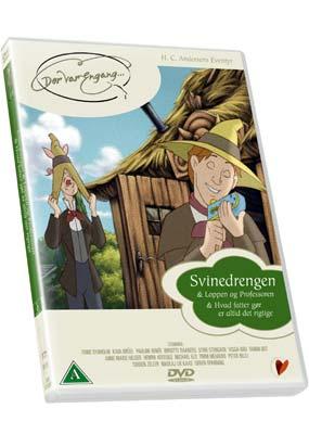 H.C. Andersens Eventyr #8: Svinedrengen / Loppen og professoren / Hvad fatter gør er altid det ...