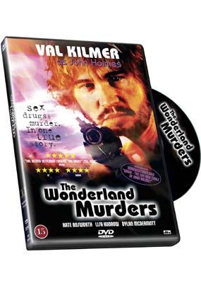 Wonderland Murders, The  (DVD) - Klik her for at se billedet i stor størrelse.