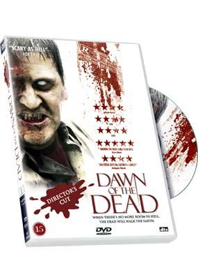 Dawn of the  Dead (BRUGT) (Director's Cut) (DVD) - Klik her for at se billedet i stor størrelse.