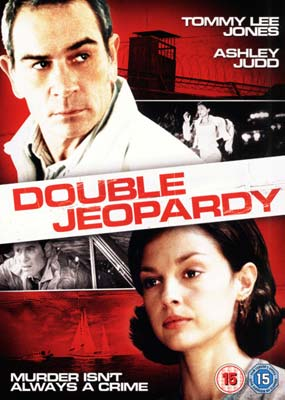 Double Jeopardy (Ashley Judd)  (DVD) - Klik her for at se billedet i stor størrelse.