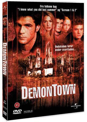 Demon Town  (DVD) - Klik her for at se billedet i stor størrelse.