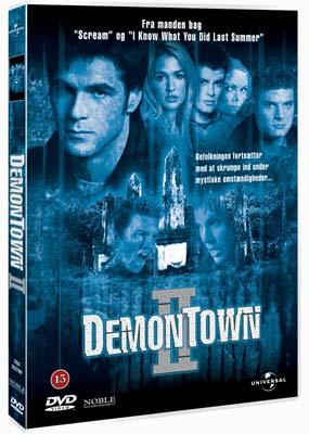 Demon Town II  (DVD) - Klik her for at se billedet i stor størrelse.