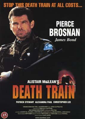 Death Train (Pierce Brosnan)  (DVD) - Klik her for at se billedet i stor størrelse.