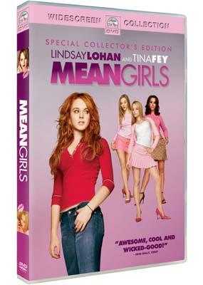 Mean Girls  (DVD) - Klik her for at se billedet i stor størrelse.
