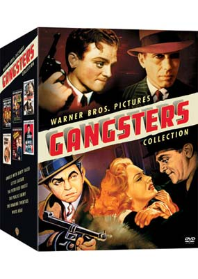 Warner Bros. Gangsters Collection (6 film) (DVD) - Klik her for at se billedet i stor st�rrelse.