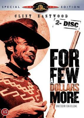 For a Few Dollars More (2-disc/DTS) (DVD) - Klik her for at se billedet i stor st�rrelse.