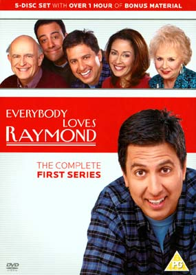 Everybody Loves Raymond: Season  1 (5-disc) (DVD) - Klik her for at se billedet i stor st�rrelse.