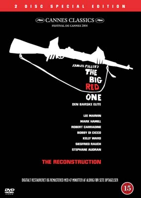 Big Red One, The - Special Edition (2-disc) (DVD) - Klik her for at se billedet i stor størrelse.