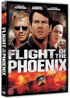 Flight of the Phoenix (Dennis    Quaid)  (DVD) - Klik her for at se billedet i stor størrelse.