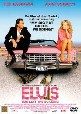Elvis Has Left the Building  (DVD) - Klik her for at se billedet i stor st�rrelse.