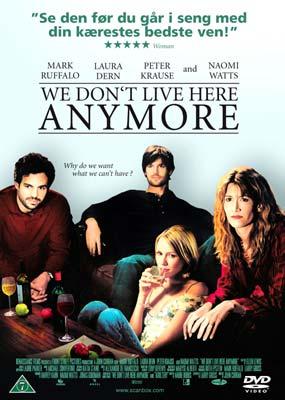 We Don't Live Here Anymore  (DVD) - Klik her for at se billedet i stor størrelse.