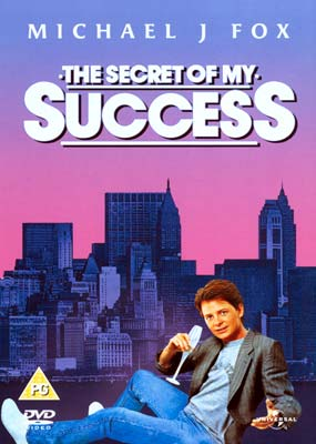 Secret of My Success, The  (DVD) - Klik her for at se billedet i stor st�rrelse.