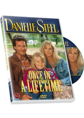Once in a Lifetime (Danielle Steel)  (DVD) - Klik her for at se billedet i stor st�rrelse.